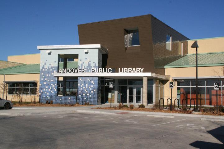 Andover Public Library Art Gallery