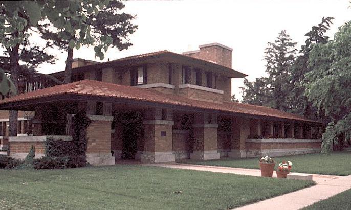 Frank Lloyd Wright Allen Lambe Museum