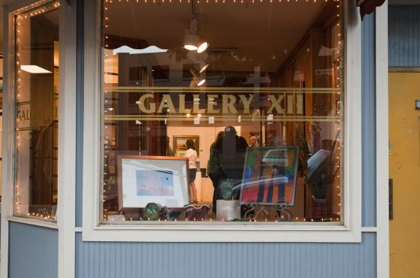 Gallery XII Front Glass