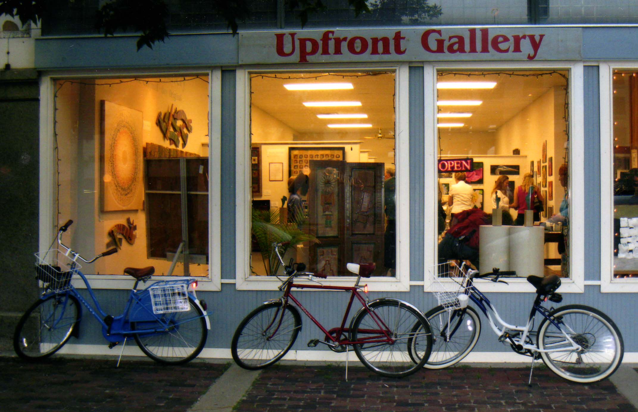 UpFront Gallery