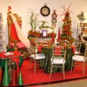 2014 Holiday Tables at the Wichita Center for the Arts