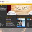 New Website for CityArts