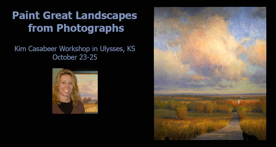 Paint great landscapes