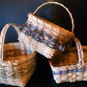 Basket Weaving Workshop July 11 at Carriage Factory Art Gallery