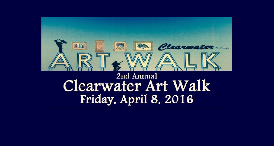 Clearwater art walk