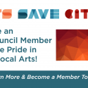 2017-2018 Arts Council Membership Campaign