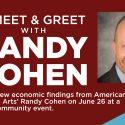 Meet & Greet with Randy Cohen
