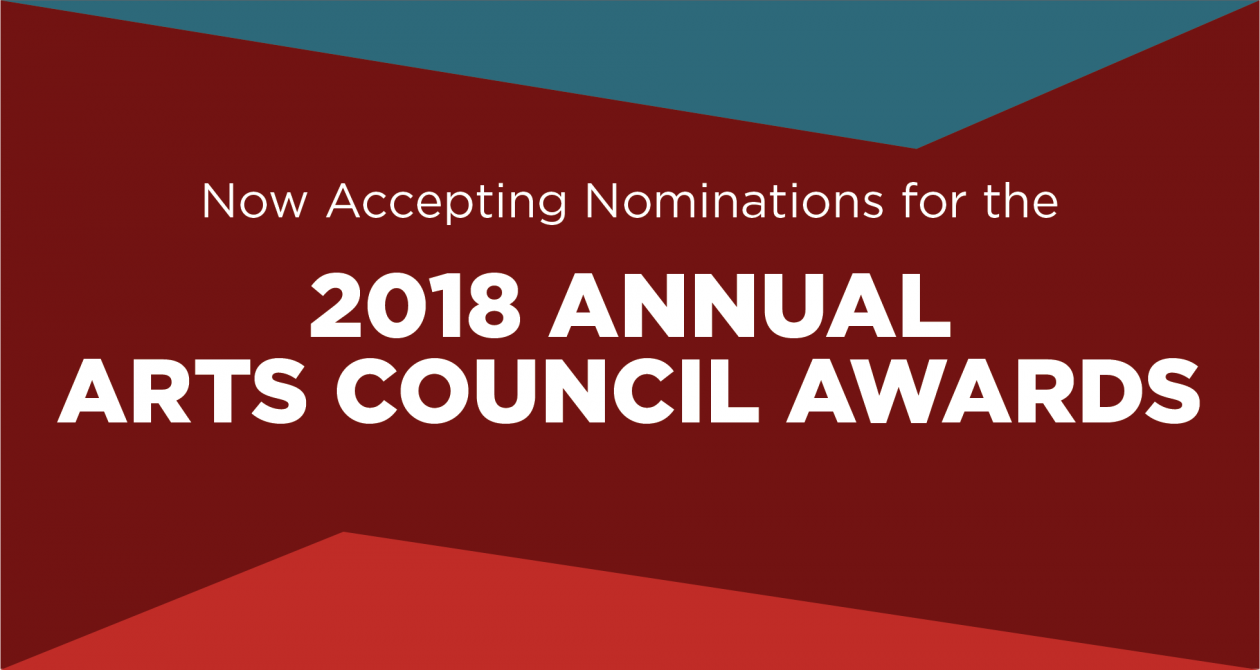 Now Accepting Nominations for the ... 71bc2fc45f2c