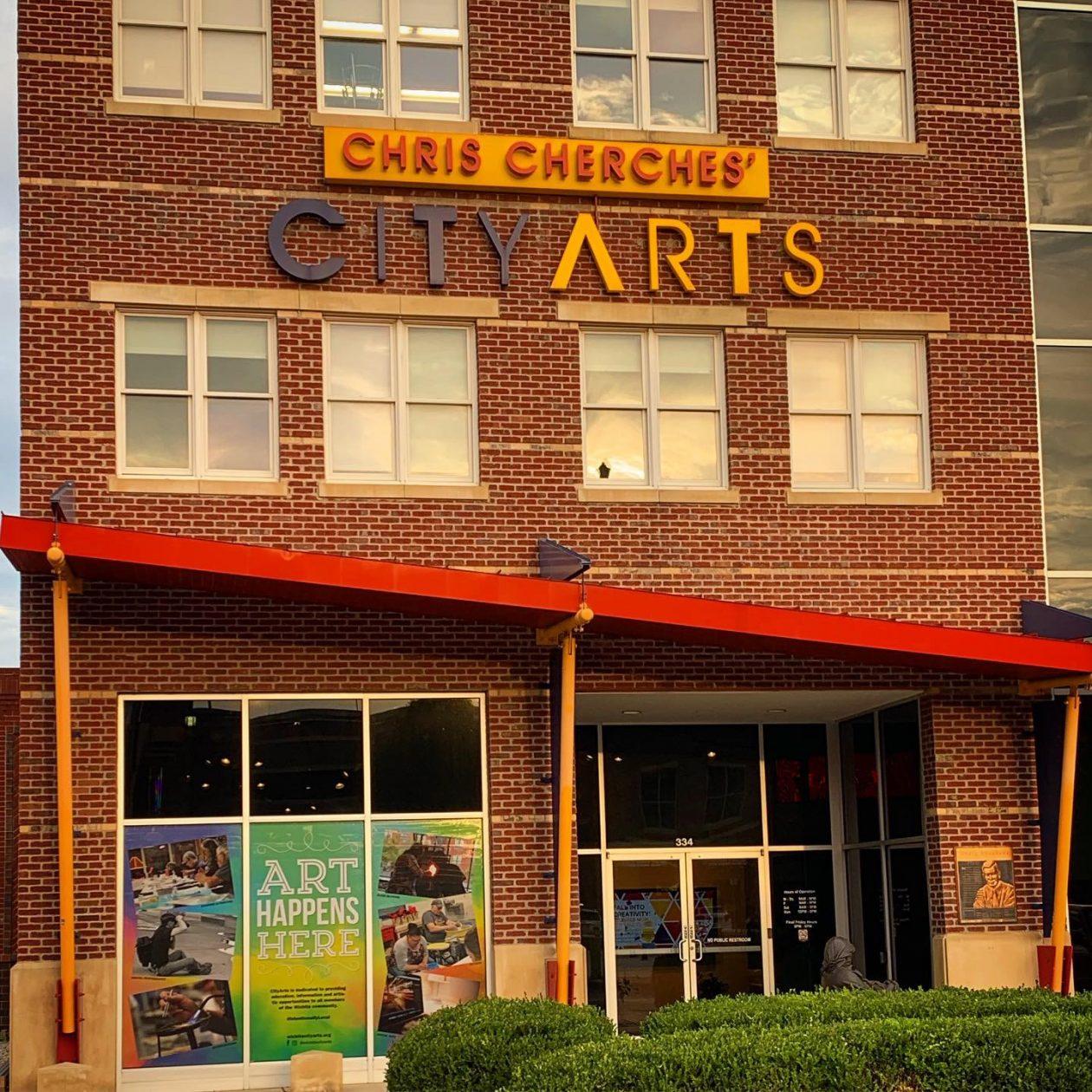 CityArts Old Town Wichita Kansas