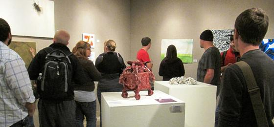 WSU Rhatigan Student Center Gallery