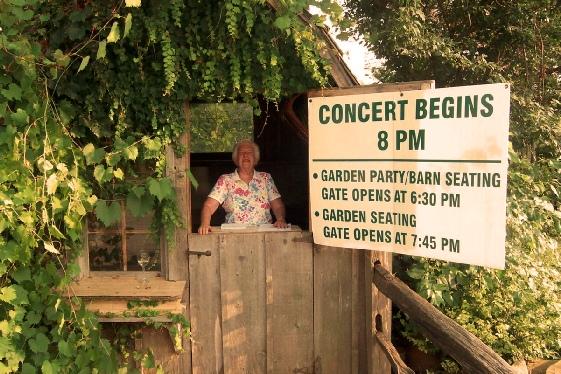 Chamber Music at The Barn