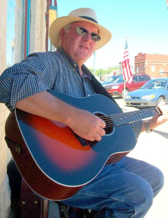 "Dave Schimming will perform Thursday evening, 6 to 8 p.m., at Carriage Factory Art Gallery, 128 E. Sixth St., Newton. His performance is part of ""Art & Music in the Heart of Newton."""