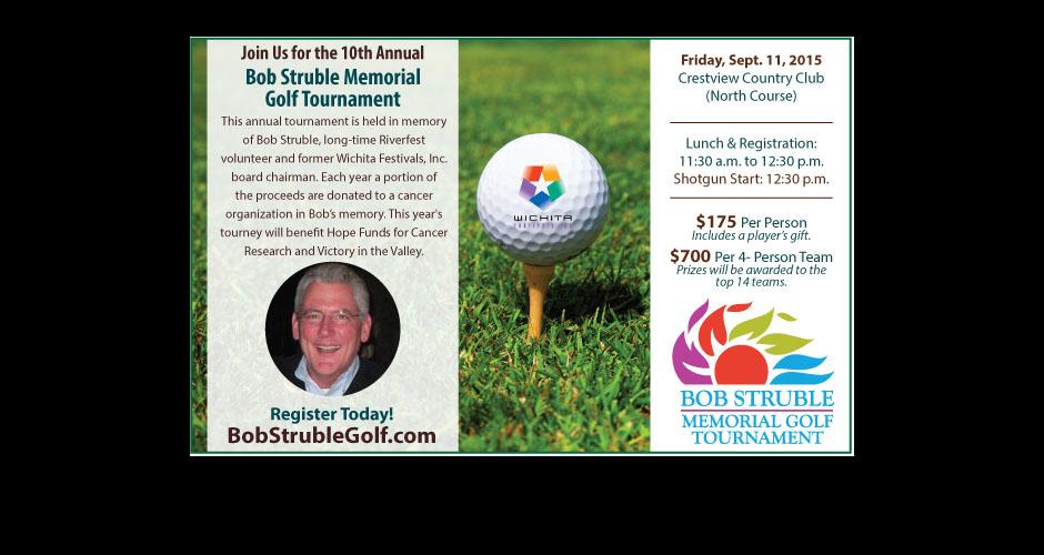 bob struble memorial golf tournament