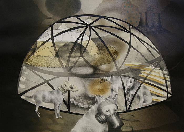 SHOCKPRESS VISITING ARTIST TALK: Ashley Nason Traversing Imaginary Landscapes